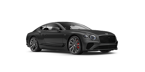 New Continental GT Speed